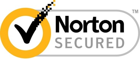 Norton Secured powered by VeriSign Logos